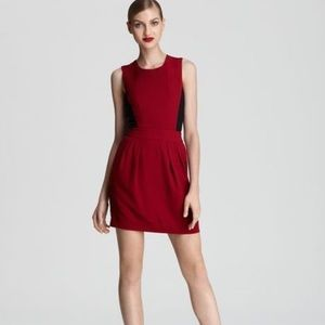 Theory Darua Sleeveless Color Block Dress 6